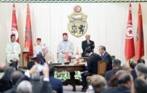 Eclosion d'un partenariat  gagnant entre Rabat et Tunis