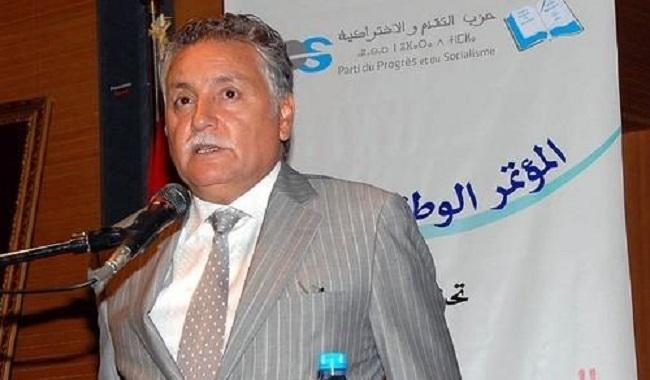 Acclamé par les congressistes, Nabil Benabdallah est assuré de sa réélection,