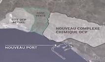 Les travaux du chantier du nouveau port de Safi se déroulent dans les délais