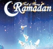 Le Ramadan se profile à l'horizon