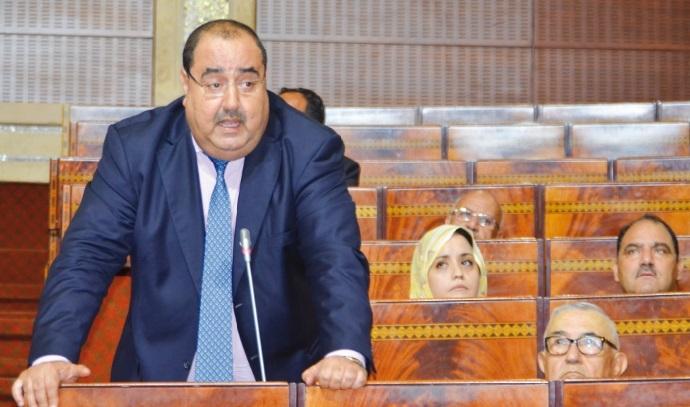 Driss Lachguar : Le ministre de la Communication et  porte-parole du gouvernement a mis gravement en cause un  pays ami avec qui le Maroc entretient d'excellentes relations