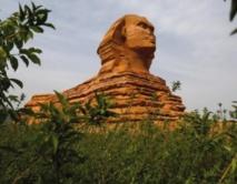 Le faux Sphinx chinois sera détruit