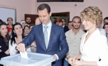 Les Occidentaux condamnent  la réélection de Bachar Al-Assad
