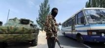 Kiev poursuit son offensive contre les séparatistes