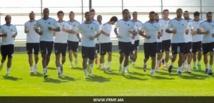 La sélection nationale achève le stage initié par Zaki à Moscou devant la Russie