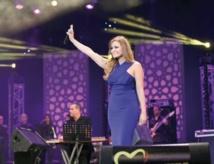 Carole Samaha souffle un air de romantisme sur Mawazine