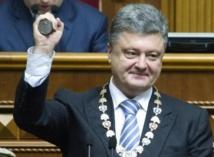 Porochenko s'engage à maintenir l'unité de l'Ukraine