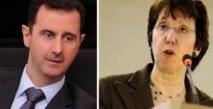 Damas s'en prend à l'UE