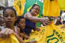 Les Brésiliens continuent de bouder le Mondial