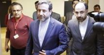 Négociations nucléaires entre  l'Iran et les USA à Genève