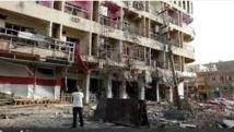 Double attentat dans le nord de l'Irak