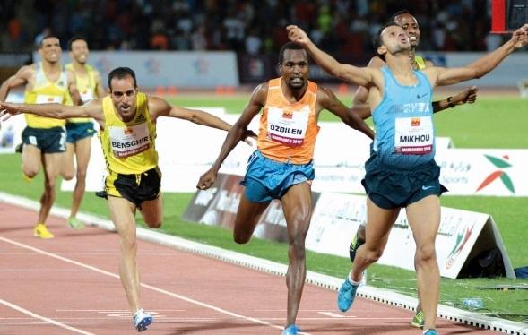 Septième édition réussie du meeting  international Mohammed VI d'athlétisme