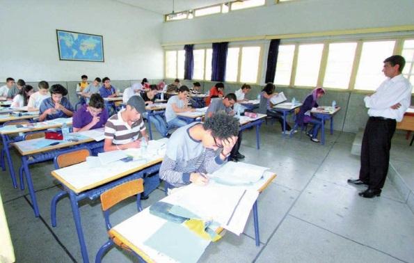 Plus de 500.000 candidats planchent sur les épreuves du baccalauréat