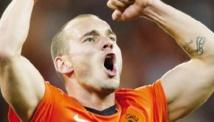 Wesley Sneijder, une semaine particulière