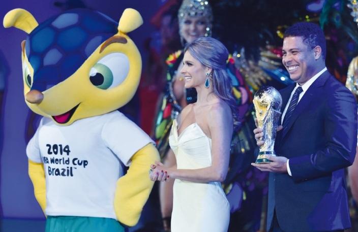La planète foot vibre au rythme de la samba et du Mondial