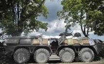 La Russie accuse l'Ukraine d'utiliser des bombes incendiaires