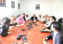 Driss Lachguar à l'écoute des doléances des habitants de Sidi Bouzekri