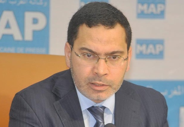 Mustapha El Khalfi porte atteinte aux relations commerciales internationales