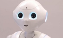 Pepper, le premier robot capable d'anticiper  vos émotions