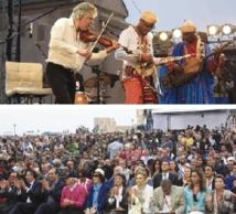 Coup d'envoi grandiose  au Festival d'Essaouira