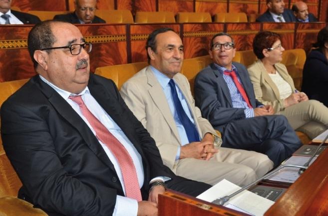 Driss Lachguar met en garde contre la dualité des positions  gouvernementales devant les deux Chambres du Parlement