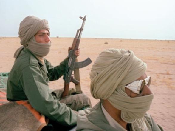 Des opérations militaires menées contre le Polisario