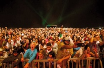 Un week-end haut en couleur au Festival d'Essaouira