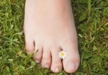 Nos pieds sont  de plus en plus gros