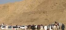 Raids aériens contre le Mouvement  des Talibans et des Ouzbeks au Pakistan