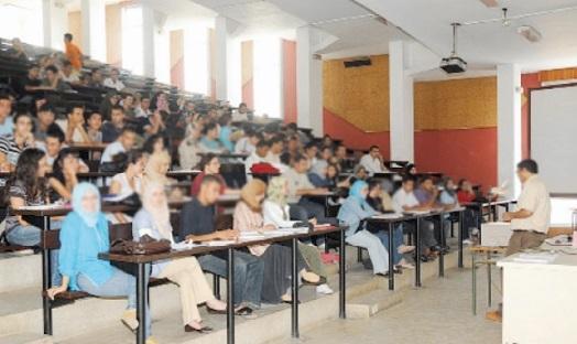 L'université marocaine  a encore le vent en poupe
