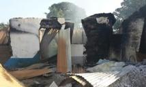 Une ville côtière à l'est du Kenya ravagée par les islamistes somaliens du Shebab