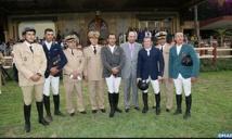 Driss Taoui vainqueur du Grand Prix SM le Roi Mohammed VI