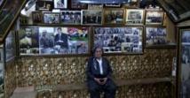 Dans un café du nord de l'Irak l'histoire du pays en photos