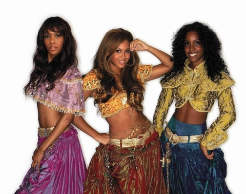 Les divas des années 90 entre hier et aujourd'hui : Les Destiny's Child