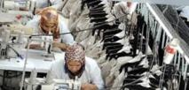 Légère hausse  de la production  manufacturière du Maroc