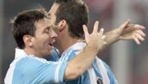 Messi serait enchanté qu'Higuain aille à Barcelone