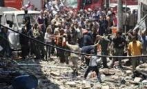 Huit enfants parmi les douze victimes d'un camp de déplacés bombardé par l'armée syrienne