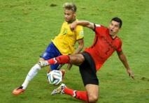 Le Brésil accroché et l'Algérie coiffée au poteau