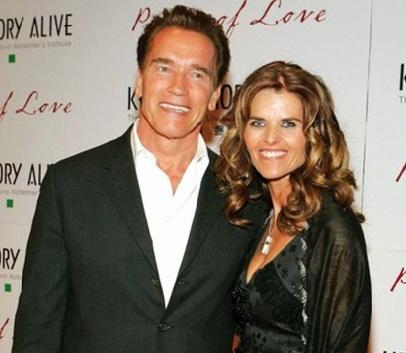 Les divorces les plus chers de l'histoire : Arnold Schwarzenegger et Maria Shriver
