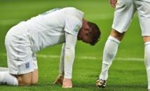 L'Angleterre presque à terre, la Colombie troisième qualifié