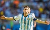 L'Argentine grâce à Messi