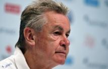 Hitzfeld: la Suisse a perdu contre une équipe au sommet