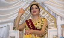 Nada Belghiti couronnée Miss cerisette 2014