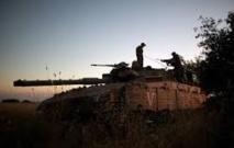 Raids de l'aviation israélienne sur des positions syriennes