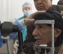 Une campagne médicale contre la cataracte à Berkane