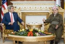 Kerry à Erbil pour rallier les Kurdes à la cause de Bagdad