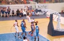 Nador à l'heure des phases finales du play-off de basketball