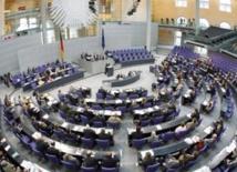 La pause du Bundestag