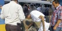 Alors que des bombes explosent dans le métro du Caire, Abdel Fattah al-Sissi se rend à Alger