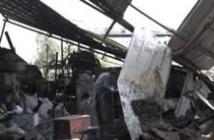 Raids israéliens sur Gaza après des tirs de roquettes
